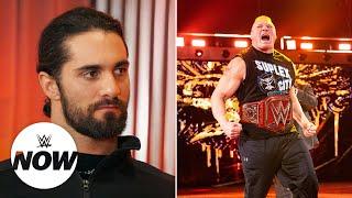 سيث رولينز لا يفهم لماذا سيغادر دين أمبروز WWE - في الحلبة