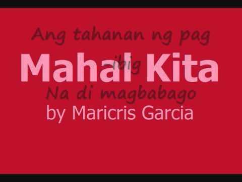 Mahal Kita by Maricris Garcia