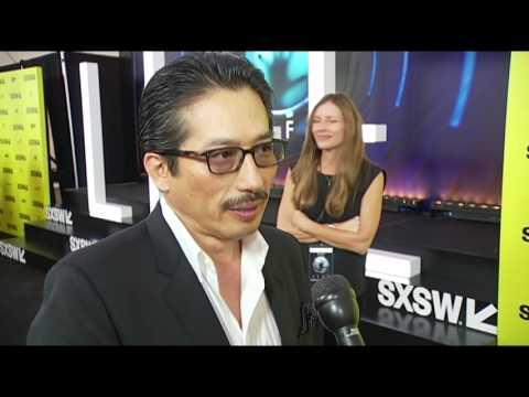 "SXSW 2017: Hiroyuki Sanada on ""Life"" red carpet"