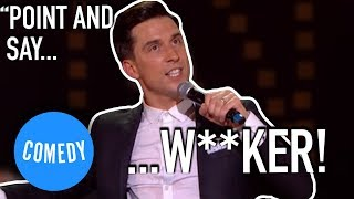 British People Are UNFRIENDLY When Abroad | BEST OF Russell Kane Live | Universal Comedy