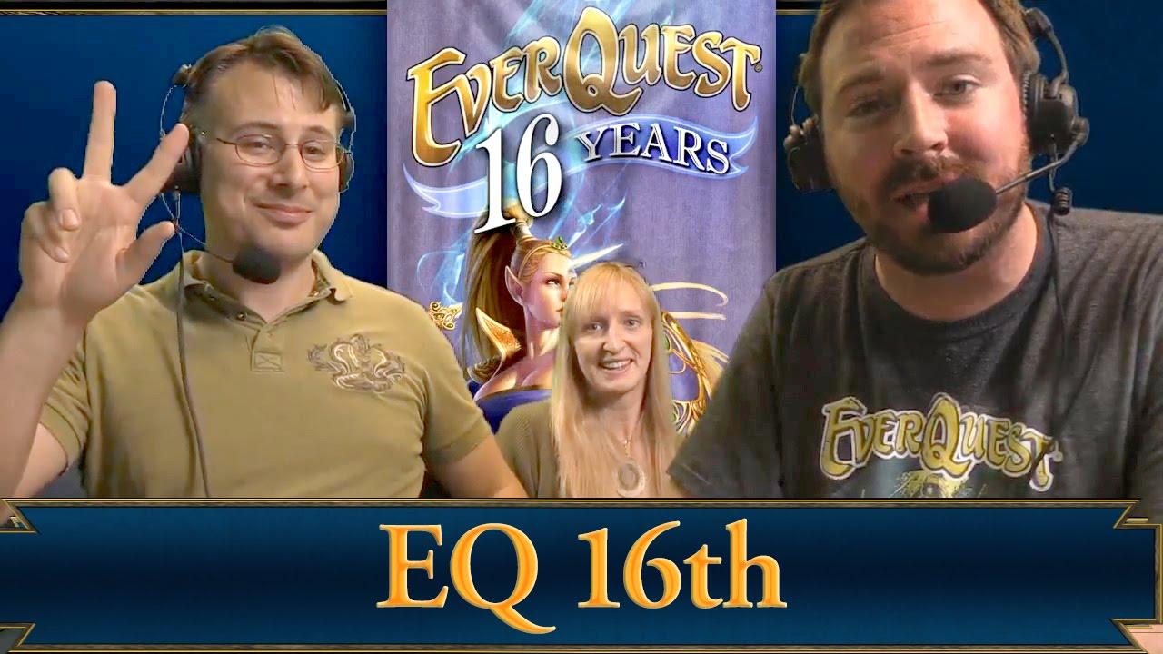 90-Second Summary of EQ 16th Anniversary Livestream
