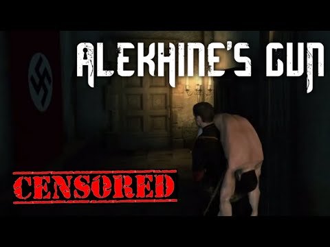 Alekhine's Gun Is The Latest Game Banned In Germany