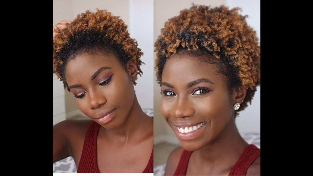 bdb0b9e7d548 Straight Outta The Bonnet | How to Refresh an Old Wash n Go | Natural Hair