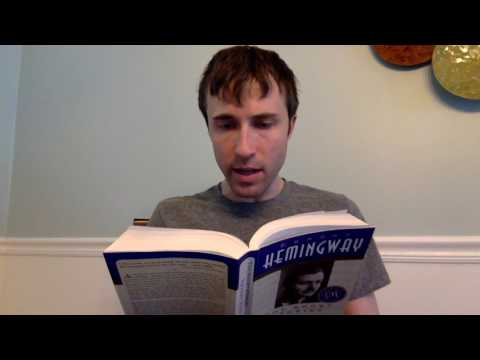 """Reading Of """"Cat In The Rain,"""" By Ernest Hemingway"""