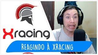 REAGINDO À XRACING PELA PRIMEIRA VEZ (Sustos de Moto - EP. 52)