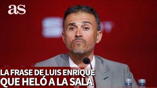 La frase de Luis Enrique sobre Robert Moreno que dejó helada a toda la sala de prensa | Diario AS.mp3