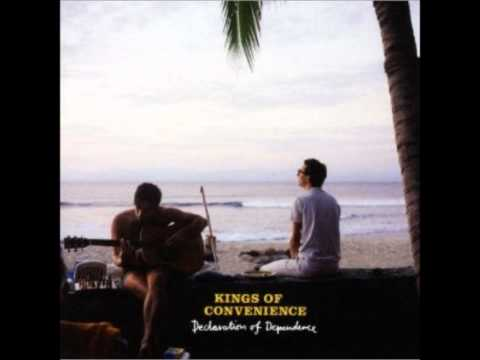 Kings Of Convenience- Mrs. Cold