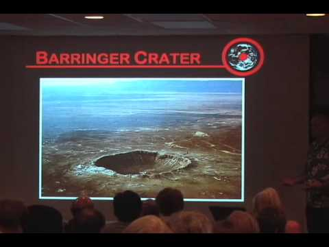 Killer Asteroids: talk by Robert Jedicke (Institute for Astronomy). June 2008.