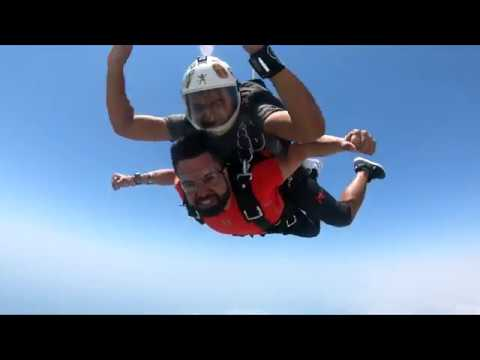 SKYDIVE DUBAI | BEST SKYDIVING PLACE IN THE WORLD | PALM ISLAND DROP ZONE | 2019 | MUST WATCH