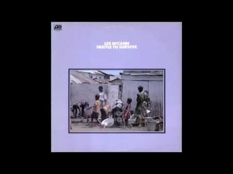 Les McCann Hustle to Survive (full album)