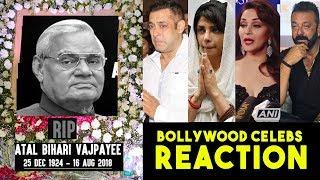 Bollywood Celebs Break Down On Sad And Sudden Demise Of Atal Bihari Vajpayee