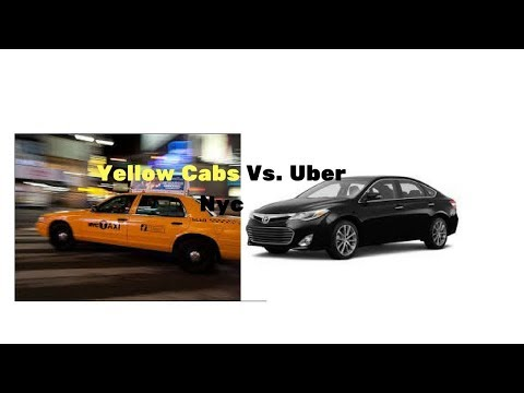 Yellow Cabs Vs. UBER NYC