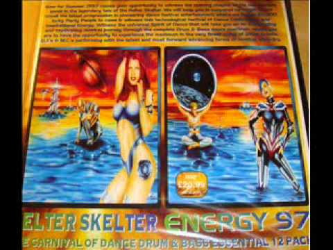 Ray Keith Helter Skelter Energy `97 pt1