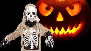 видео Хэллоуин для детей. Как организовать вечеринку дома?