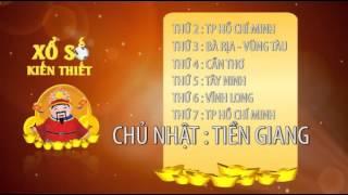 TodayTV phát sóng trực tiếp quay thưởng xổ số kiến thiết Miền Nam