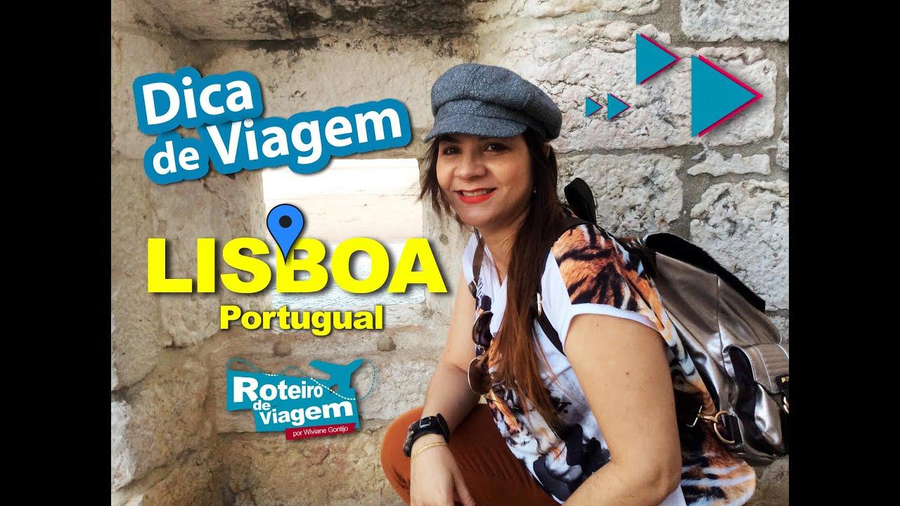 Os Melhores Pontos Turisticos de Lisboa | Roteiro de Viagem