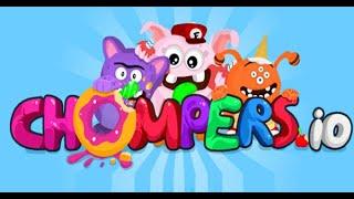Chompers.IO Full Gameplay Walkthrough