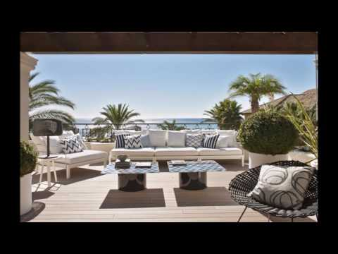 Beachfront penthouse for sale in Los Monteros Playa 2017