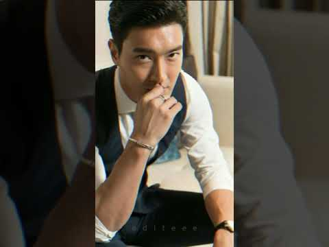 Download Choi Siwon is absolutely SugarDaddy type 🤤💟