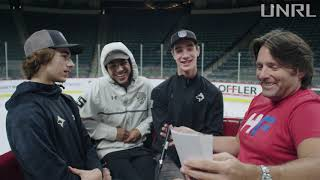 In Partnership with State of Hockey: Zamboni® Karaoke—Andover Edition. Presented by UNRL.