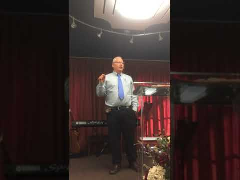 Bill Whatcott's testimony at Agape Global Church in Calgary
