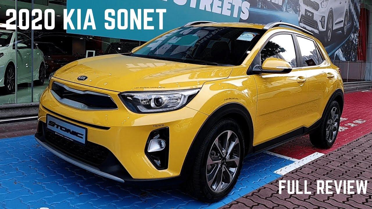 2020 Kia Stonic Kia Sonet Premium Suv Ford Ecosport Competition Latest Features New Features Youtube