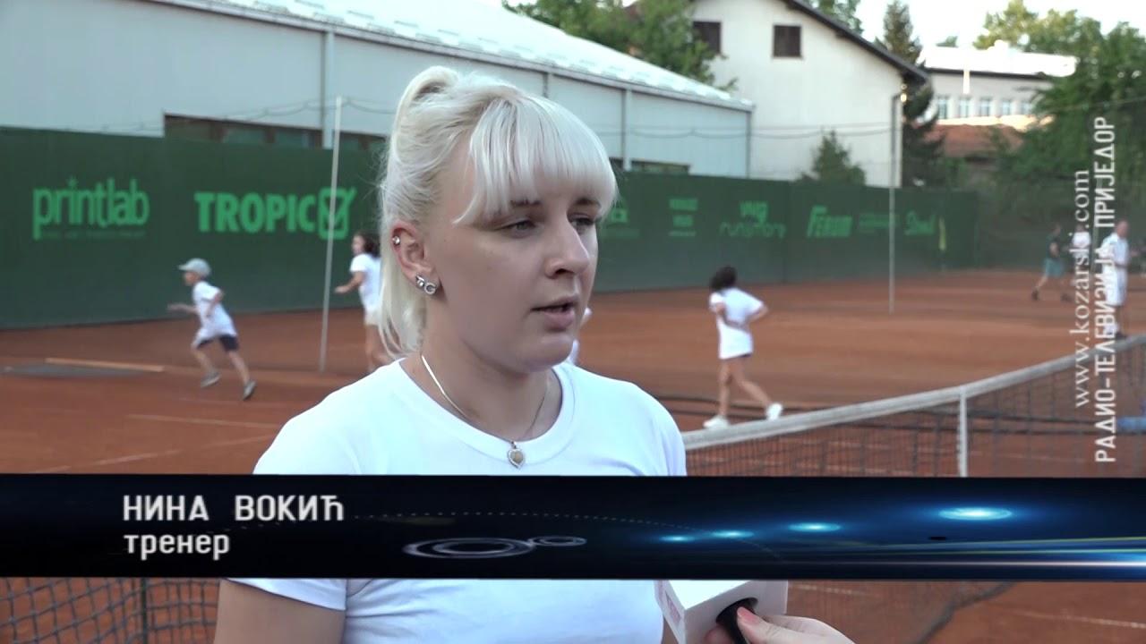 Upoznavanje s tenisom