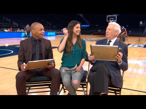 How Well Do Gus Johnson and Bill Raftery Know Each Other?