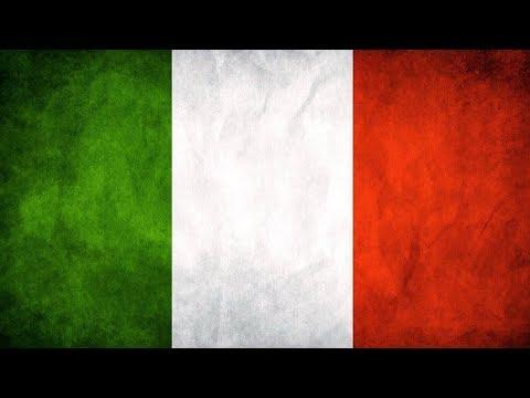 "Quốc ca Ý (Italia) - ""Il canto degli Italiani"" - Lyrics Tiếng Ý & Vietsub ᴴᴰ"