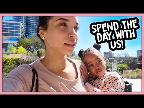 Spend The Day With Us! Mommy & Toddler Day Out!
