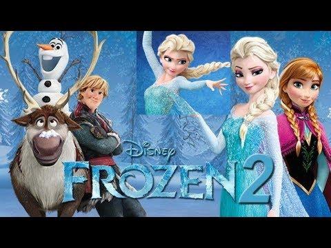 Frozen 2 # Official Trailer 2019.mp4