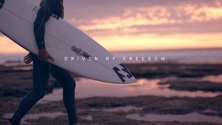 Joel Parkinson: Driven by Freedom