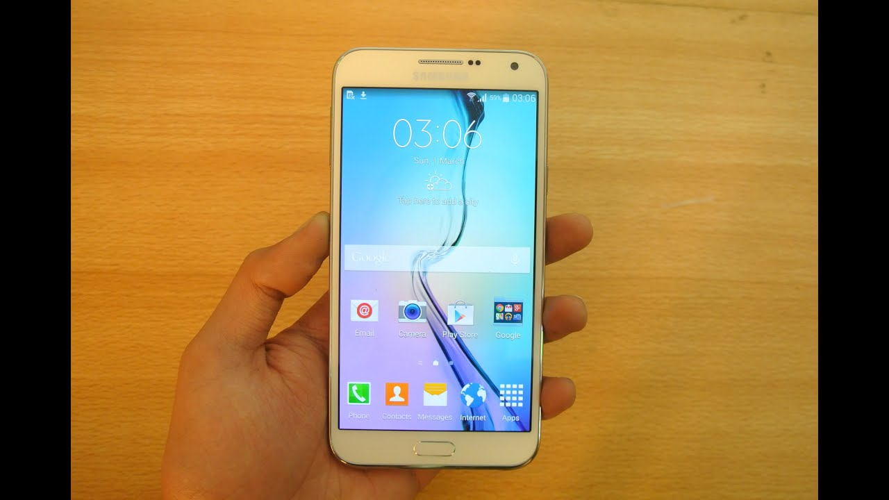 new samsung galaxy s6 official wallpaper review hd youtube