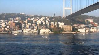 Video Sailing west through the Bosphorus download MP3, 3GP, MP4, WEBM, AVI, FLV November 2018