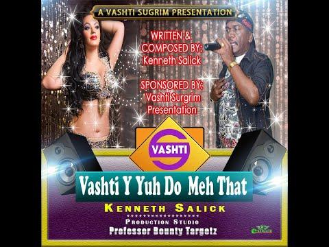 Vashti Y Yuh Do Meh That by Kenneth Salick