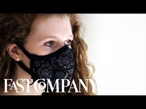 I Wore A Pollution Mask For A Week | Fast Company