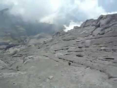 Sisi lain puncak Garuda