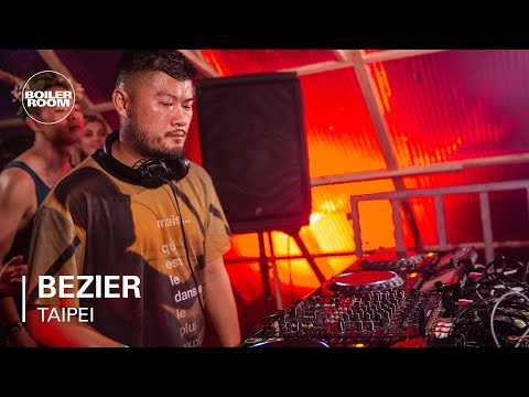 Bezier Techno Mix | Boiler Room Taipei