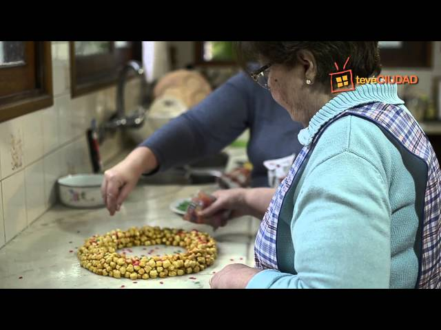 Fusiles y carne estofada de la Flia. Scafiezzo - Serie documental DOMINGO [tevéCIUDAD en HD]