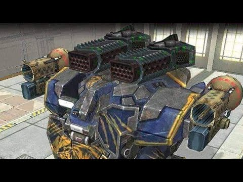 War Robots - You Capture the Centre Beacon First, You Win the Match, Do You Know What Map??