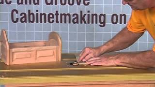 Sommerfeld's Tools For Wood - Mini Raised Panels Made Easy With Marc Sommerfeld - Part 3
