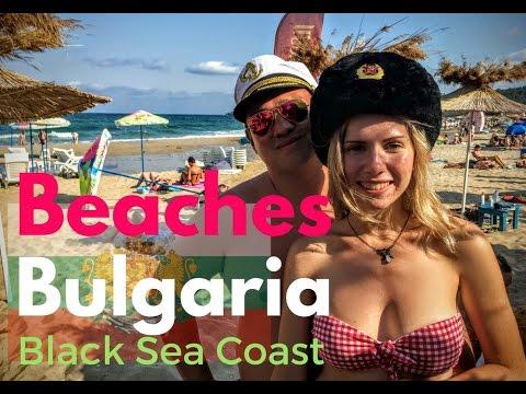 On a Beach in Bulgaria? WTF?