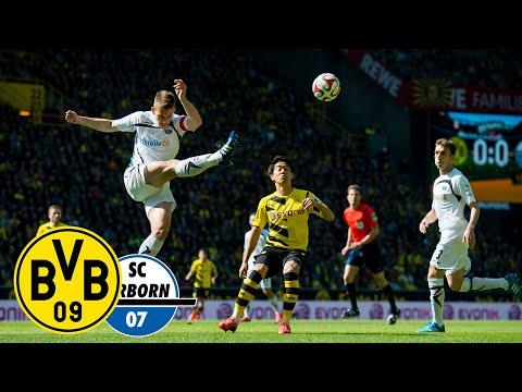 Klopp's farewell begins, goals galore & pure drama   BVB – SC Paderborn