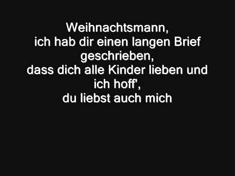 Weihnachtsmann und Co  KG [Lyrics ] [HQ]