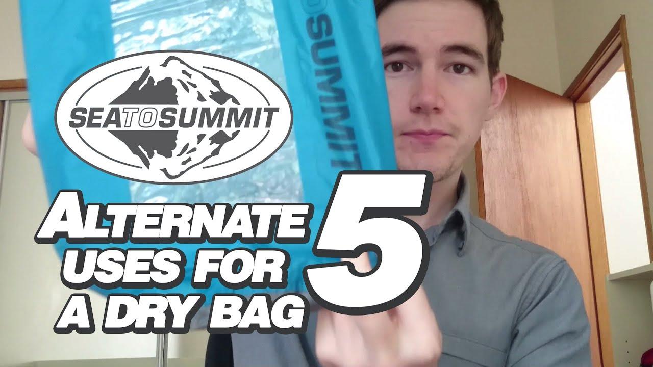 1eaba48dba5 5 Alternate Uses for a Dry Bag - YouTube