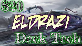 MTG Budget Deck Tech: $20 Mono-Green Eldrazi in Battle for Zendikar Standard!