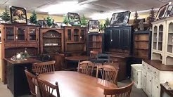 Amish Furniture & so much more!
