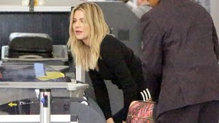 Khloe Kardashian Leaves L.A. To Support Tristan Thompson After Slamming Cavs Fan On Twitter