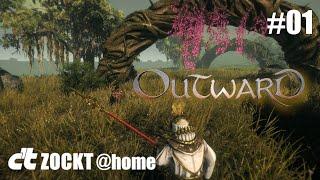 Outward #01: Survival in der Fantasy-Welt   c't zockt LIVE @home