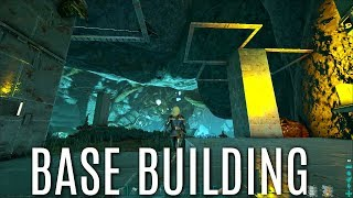 BUILDING A NEW BASE and Indy Forge!  - Solo MTS PVP (E4) - ARK Survival